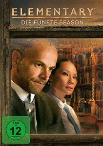 Elementary – Die fünfte Season [6 DVDs]