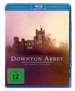 Downton Abbey – Die komplette Serie  (18 Blu-rays + 3 Bonus-DVDs )