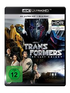 Transformers 5 – The Last Knight  (4K Ultra HD) (+ Blu-ray) (+ Bonus-Disc)