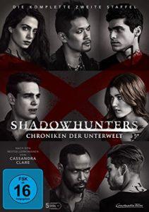 Shadowhunters – Die komplette zweite Staffel [5 DVDs]