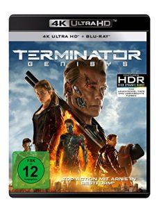 Terminator 5 – Genisys  (4K Ultra HD) (+ Blu-ray)
