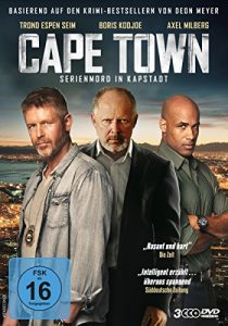 Cape Town – Serienmord in Kapstadt [3 DVDs]