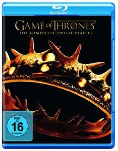 Game of Thrones – Staffel 2 [Blu-ray]