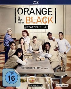 Orange is the New Black – Staffel 1-4 [Blu-ray]