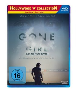 Gone Girl – Das perfekte Opfer  (inkl. Digital HD Ultraviolet) [Blu-ray]