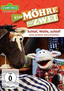 Sesamstrasse präsentiert: Eine Möhre für Zwei – Achtung, Allergie! und andere Geschichten