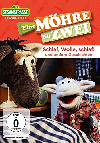 Sesamstrasse präsentiert: Eine Möhre für Zwei - Achtung, Allergie! und andere Geschichten