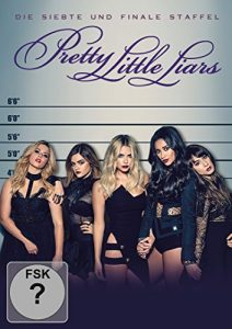 Pretty Little Liars – Die komplette siebte Staffel [4 DVDs]