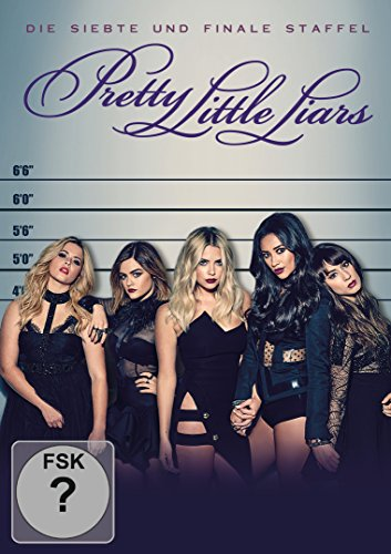 Pretty Little Liars - Die komplette siebte Staffel [4 DVDs]