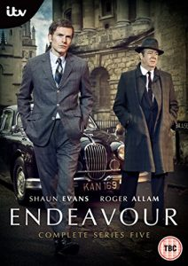 Endeavour Series 5 [DVD] [2018]