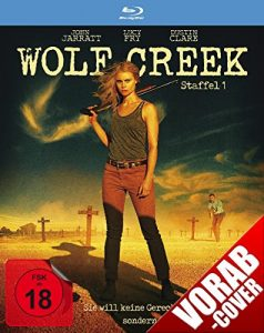 Wolf Creek – Staffel 1 [Blu-ray]