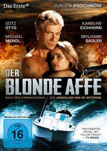 Der blonde Affe (Spannender Kriminalfilm mit Top-Besetzung nach dem Bestseller von Janwillem van de Wetering)
