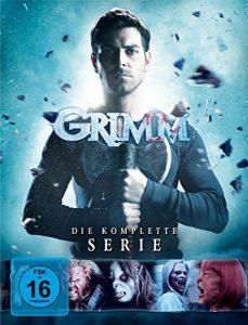 Grimm – Die komplette Serie [28 DVDs]