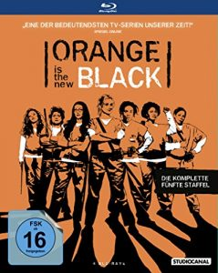 Orange is the New Black – 5. Staffel [Blu-ray]