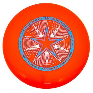 Discraft 802001-007 – Ultrastar Sport Disc, 175 g, orange