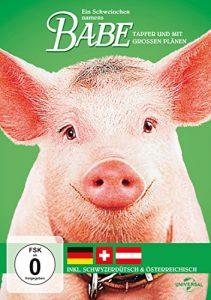 Ein Schweinchen namens Babe – Deutsche, Schweizer und Österreichische Fassung