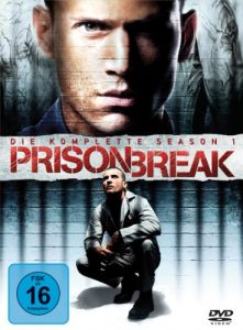 Prison Break – Die komplette Season 1 (6 DVDs)