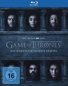Game of Thrones – Staffel 6 [Blu-ray]