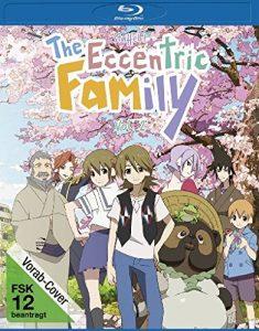 The Eccentric Family – Staffel 1 – Vol. 2 [Blu-ray]