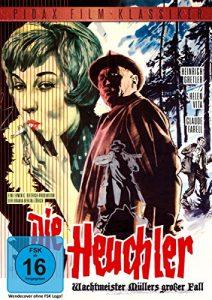 Die Heuchler / Packender Kriminalfilm nach dem Bestseller Die GEJAGTEN (Pidax Film-Klassiker)