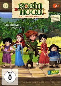 Robin Hood – Schlitzohr von Sherwood – Folge 12: Der geheime Garten – Die DVD zur TV-Serie