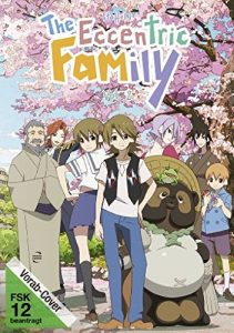 The Eccentric Family – Staffel 1 – Vol. 2