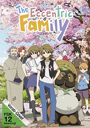 The Eccentric Family - Staffel 1 - Vol. 2