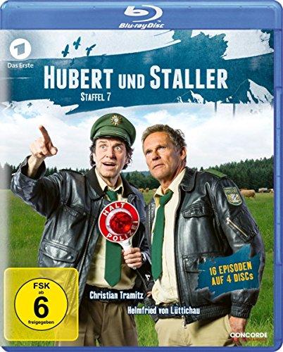 Hubert und Staller - Staffel 7 [Blu-ray]