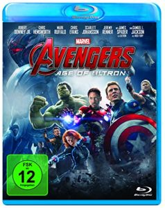 Marvel's The Avengers – Age of Ultron [Blu-ray]