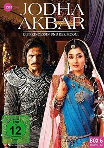 Jodha Akbar – Die Prinzessin und der Mogul – Box 6/Folge 71-84 [3 DVDs]