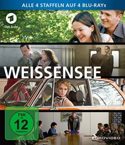 Weissensee – Staffel 1-4 [Blu-ray]
