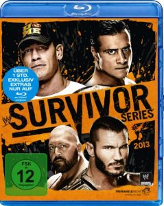 Survivor Series 2013 [Blu-ray]