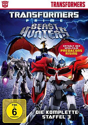 Transformers Prime - Beast Hunters/Die komplette Staffel 3 [3 DVDs]