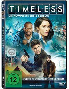 Timeless – Die komplette erste Season [4 DVDs]