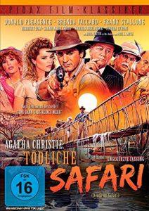 Agatha Christie: Tödliche Safari (Death on Safari) – Nach dem Krimi-Bestseller UND DANN GABS KEINES MEHR (Pidax Film-Klassiker)