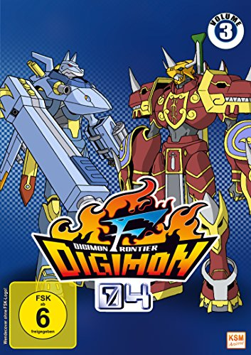 Digimon Frontier, Vol. 3 [3 DVDs]
