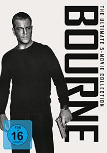 Bourne – The Ultimate 5-Movie Collection [5 DVDs]