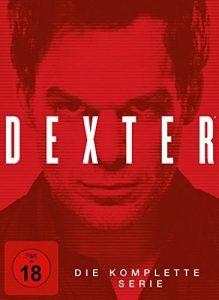 Dexter – Die komplette Serie (35 Discs)
