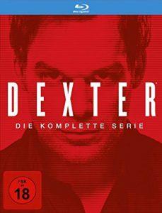 Dexter – Die komplette Serie [Blu-ray]