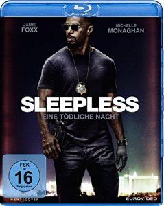 Sleepless – Eine tödliche Nacht [Blu-ray]
