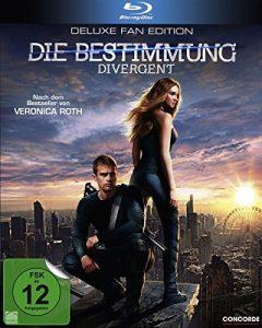 Die Bestimmung – Divergent – Deluxe Fan Edition [Blu-ray]
