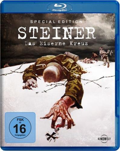 Steiner - Das Eiserne Kreuz [Blu-ray] [Special Edition]