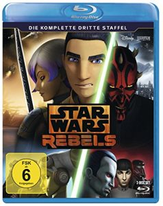 Star Wars Rebels – Die komplette dritte Staffel [Blu-ray]