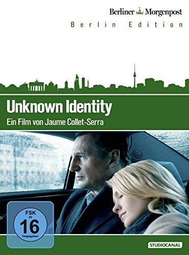 Unknown Identity (Berlin Edition)