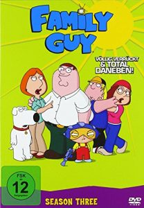 Family Guy – Season Three [3 DVDs]