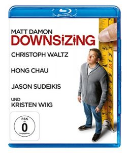 Downsizing [Blu-ray]