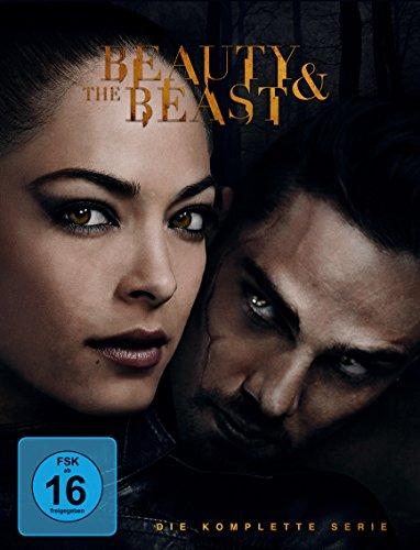Beauty & the Beast - Die komplette Serie [20 DVDs]