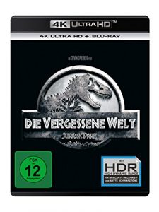 Jurassic Park 2 – Vergessene Welt (4K Ultra HD) (+ Blu-ray)