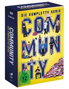 Community – Die komplette Serie (17 Discs)