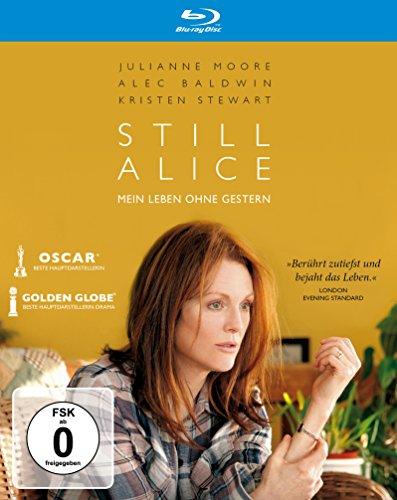 Still Alice - Mein Leben ohne gestern [Blu-ray]